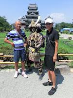 松本城と戦国武将と...