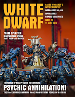 White Dwarf Weekly número 72 de junio