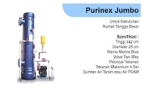 filter air hydro purinex jumbo