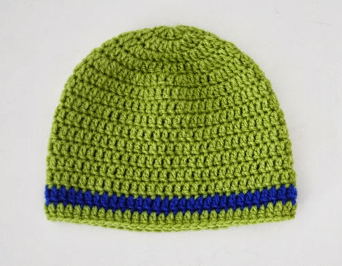 Crochet Beanie Pattern For Child : PATTERN TODDLER BEANIE CROCHET ? Free Crochet Patterns