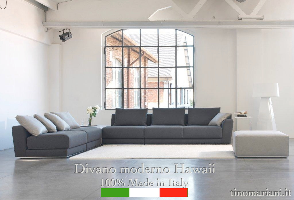 Divani blog tino mariani l 39 arredamento e il made in italy for Made arredamento