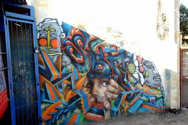 street art in santiago de chile departamental arte callejero