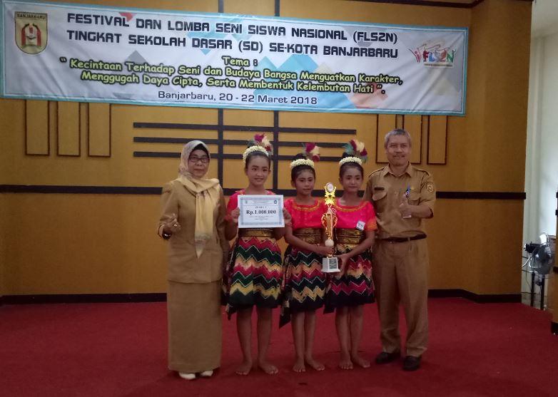 FLS2N Tingkat Kota Banjarbaru Tahun 2018