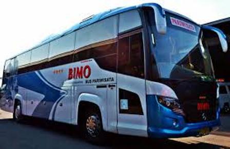 Bus Pariwisata Murah Bus Bimo