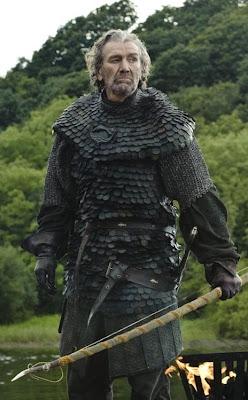 Brynden Tully (el pez negro) - Juego de Tronos en los siete reinos