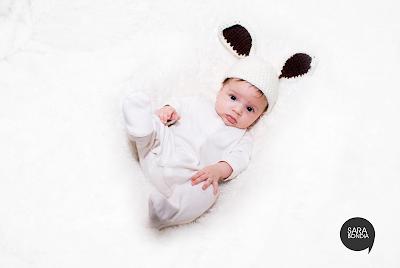 Gorro perro bebés en crochet