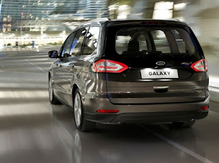 Ford Galaxy Test Reviews And Road