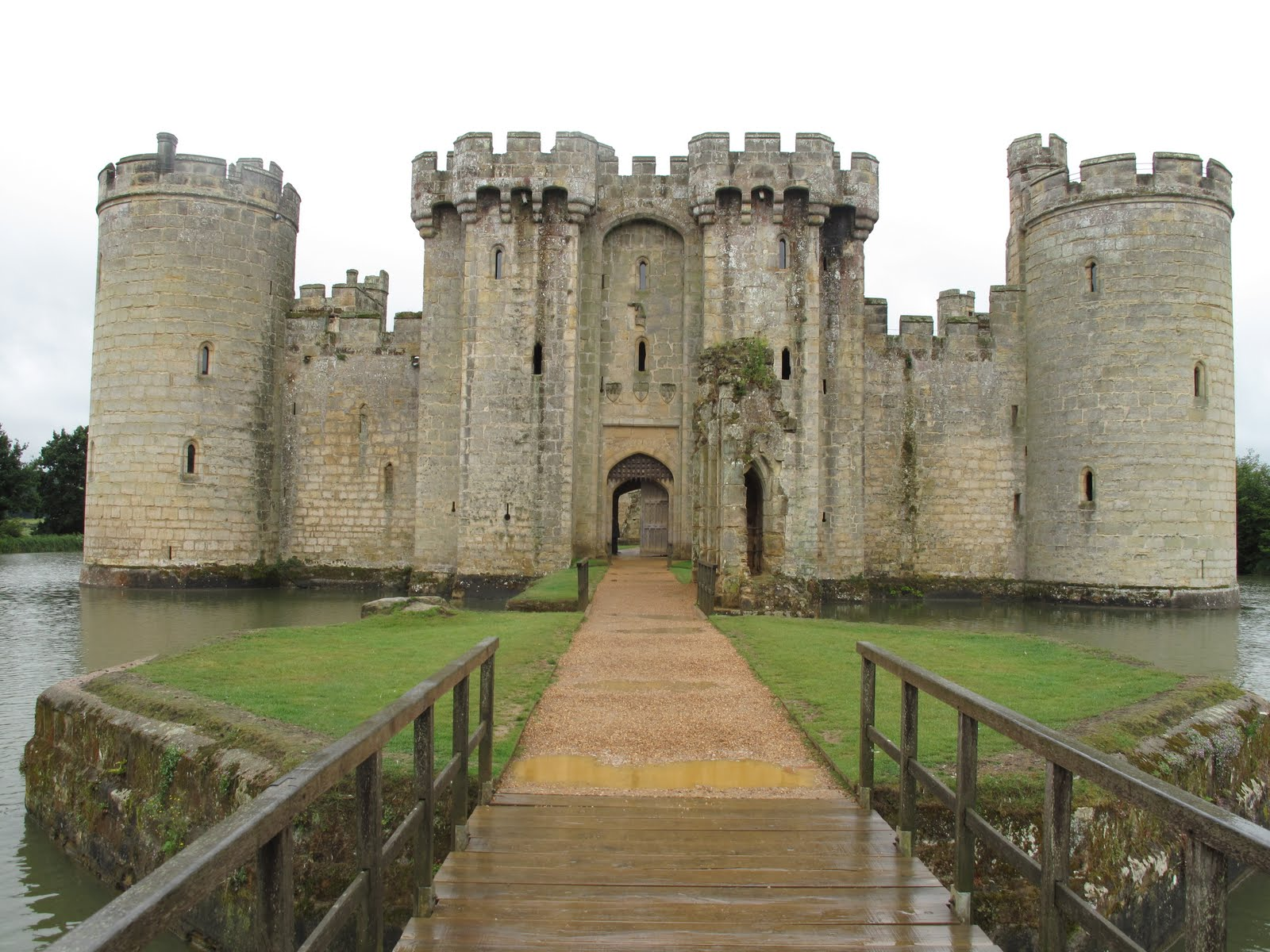 Traces Of My Travels Bodiam Castle East Sussex