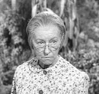 The Beverly Hillbillies grandmother