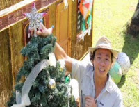 Kuya Kim features celebrity Christmas trees in Matanglawin