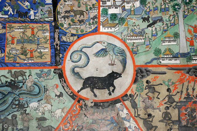 Buddhist Wheel Of Life Wallpaper   www.imgkid.com - The ...