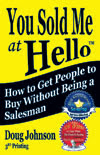Doug's double-Award Winning Sales Book