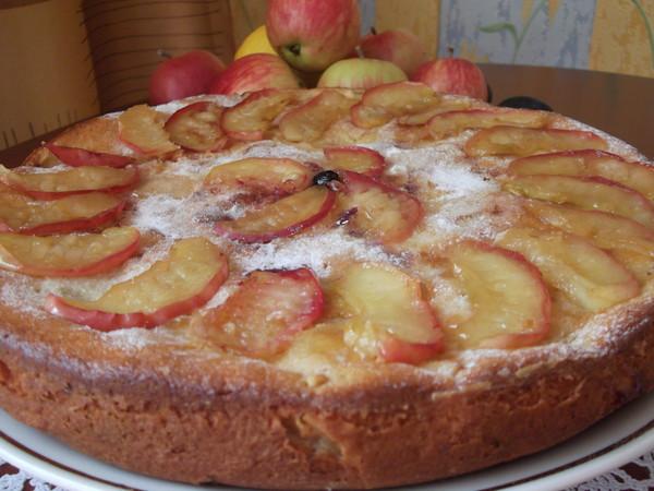 Как приготовить шарлотку с яблоками в духовке пошагово
