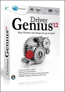 Download - Driver Genius Professional 12.0.0.1211 + Crack