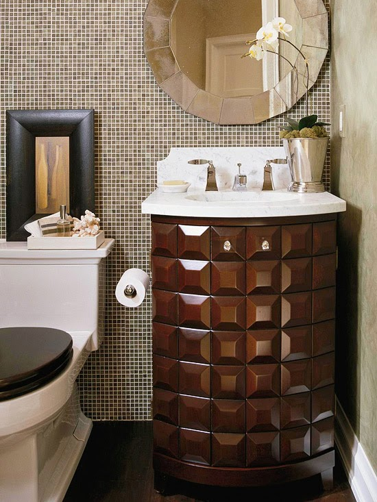 Smart Solutions for Small Bathrooms 2014 Ideas | Furniture Design ...