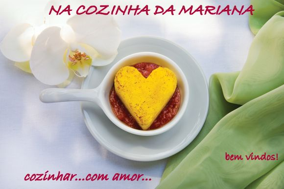 NA COZINHA DA MARIANA