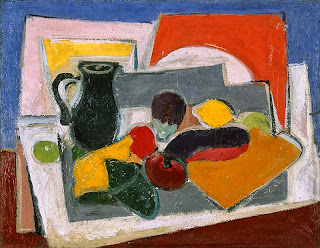 Arshile Gorky, Composition with Vegetables