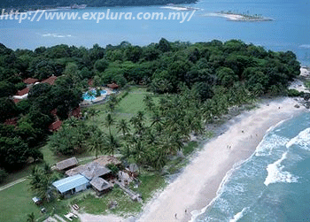 Mutiara Burau Bay Beach Resort