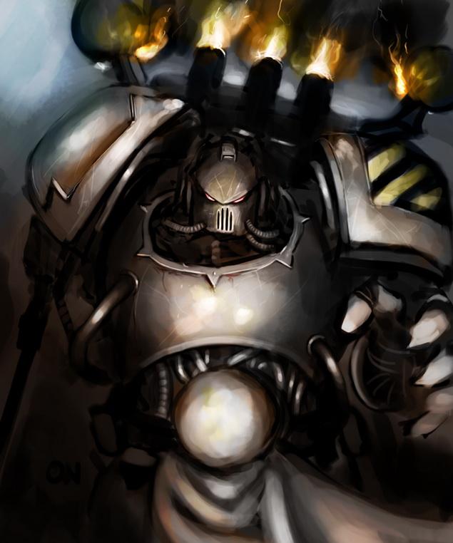 The Iron Warrior Blog