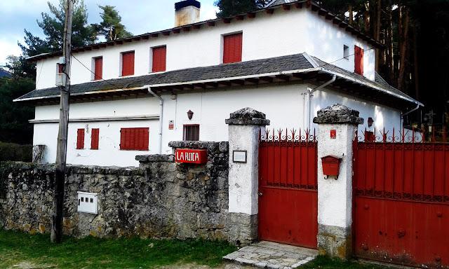La Roca - AlfonsoyAmigos