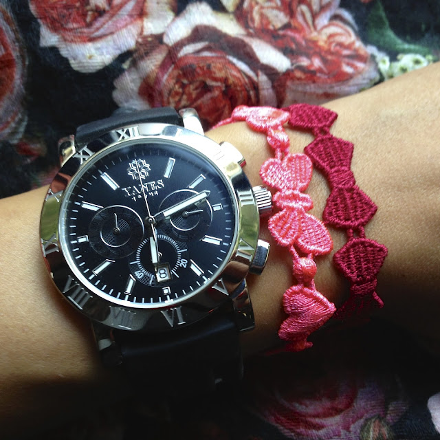 Reloj, YANES YOUNG, pulseras de la suerte, crucianiC