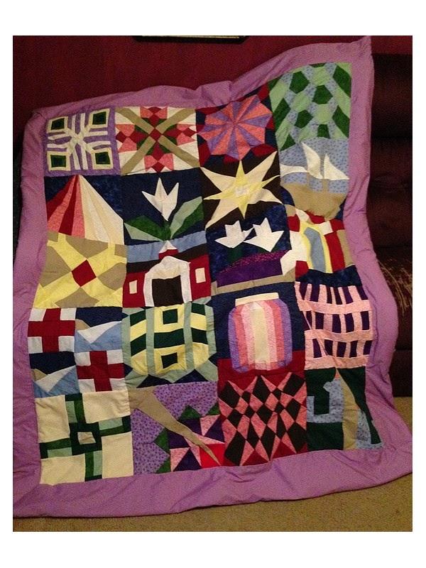 Patron Saint Quilts