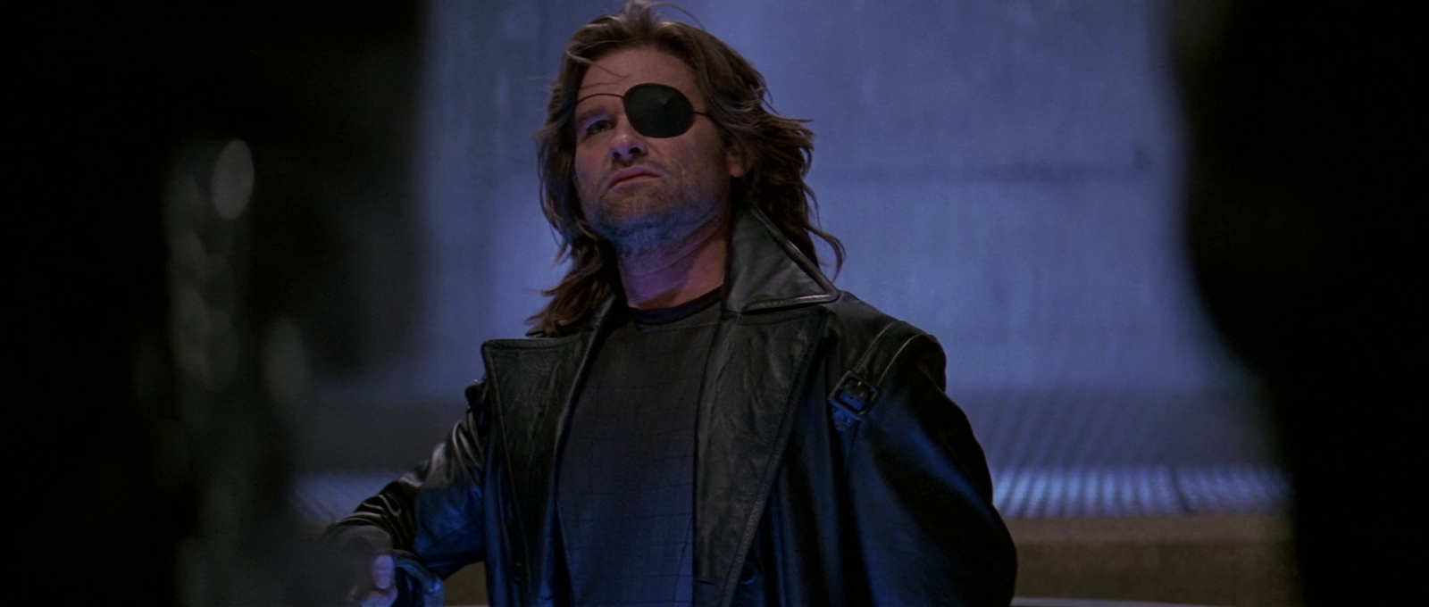 snake plissken escape from LA