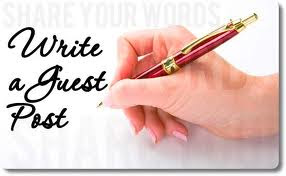 writing guest post