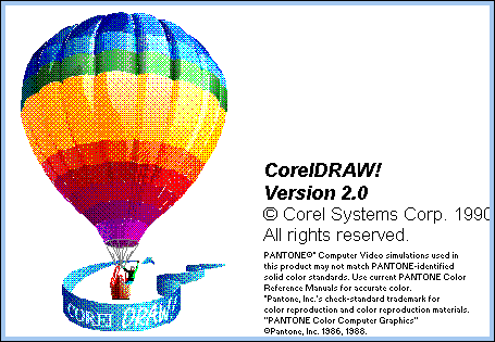 Everything About Design Graphics Coreldraw History