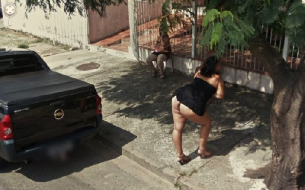 fotos do google street view