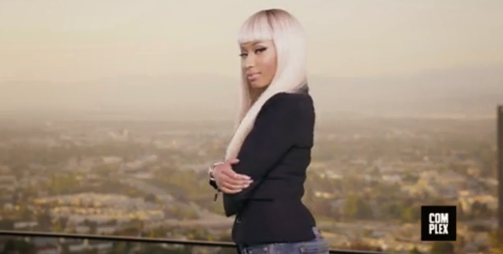 """So Bad"", clipe de Nick Minaj com Cam'ron"