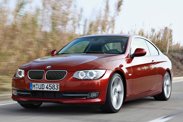 Car Overview: 2013 BMW 3-Series