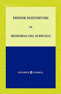 Memorias del subsuelo Fiódor Dostoievski