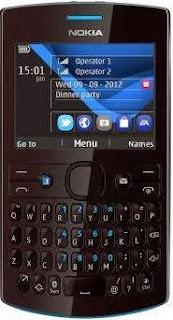 Harga Nokia Asha 205