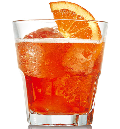 The Glamorous Gourmet: Cocktail Couture: The Aperol Spritz!