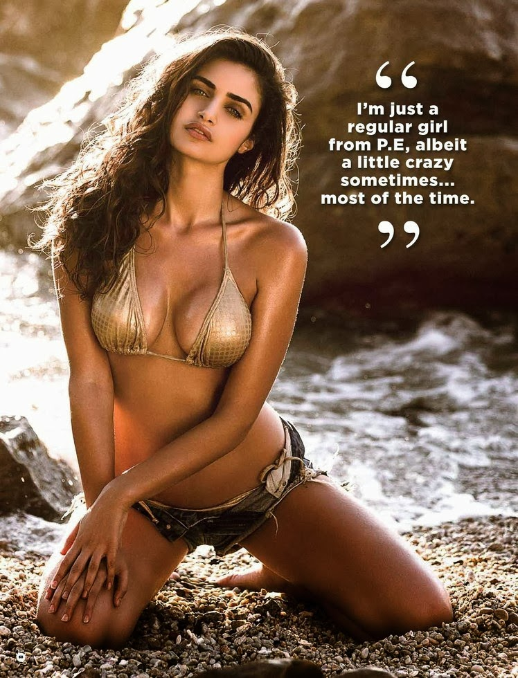 Gabriella Demetriades HQ Pictures Maxim South Africa Magazine Photoshoot March 2014