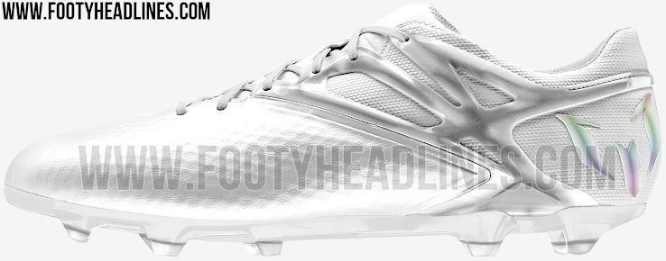 Adidas-მა მესისთვის სპეციალური ბუცები დაამზადა