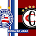 Ficha do jogo: Bahia 1x0 Campinense - Copa do Nordeste 2015|Quartas-de-final