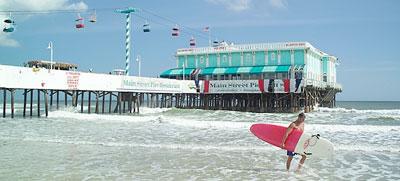 Jerky by the Pier at Daytona Beach
