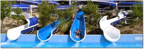 Nazare aquapark Portugalia park wodny przewodnik opis ceny