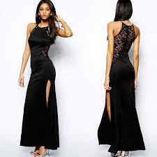 modelo de vestido de festa longo preto - fotos, dicas e looks