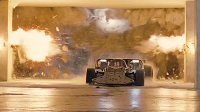 Fast & Furious 6 Flip Car