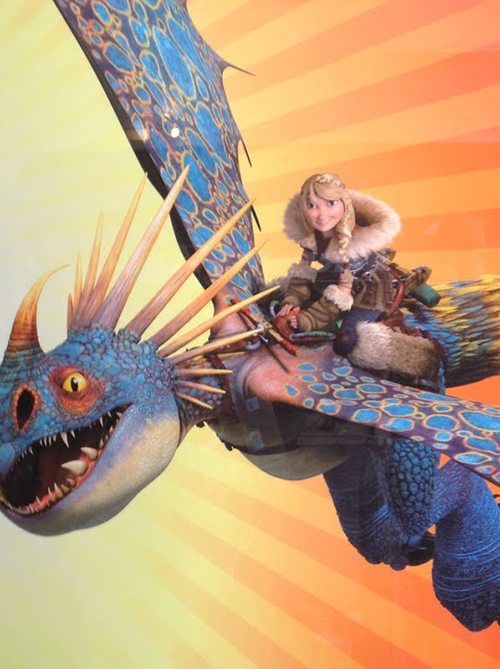 A113Animation: First Look: How to Train Your Dragon 2