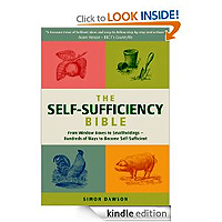 The Self-Sufficiency Bible: From Window Boxes to Smallholdings by Simon Dawson