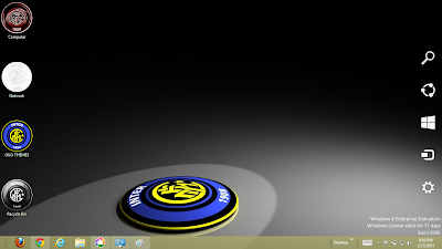 2013 Inter Milan Fc Theme For Windows 7