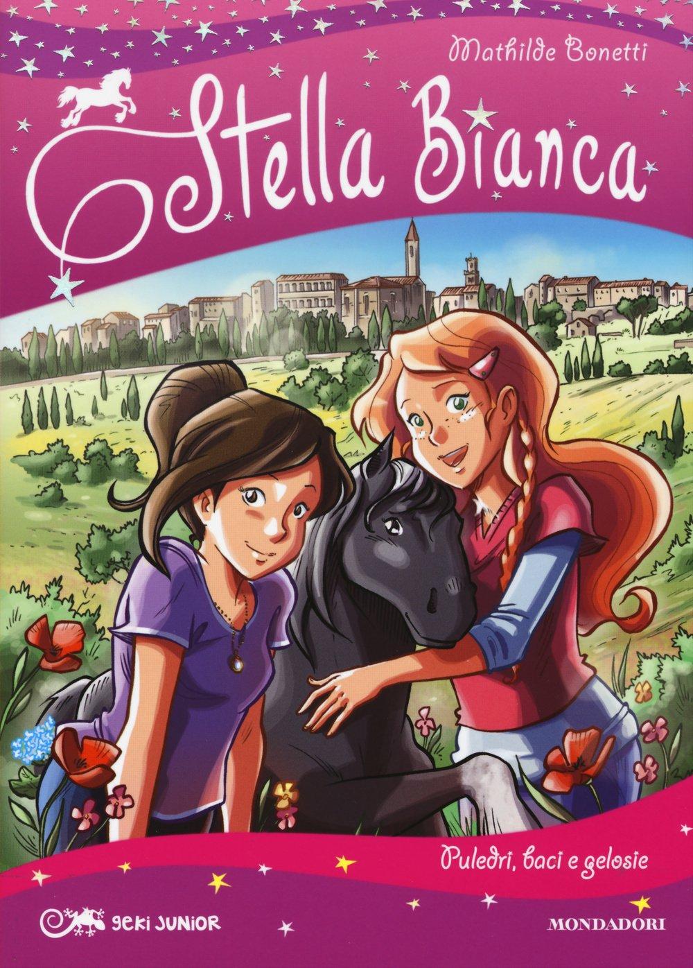 """Stella Bianca #5 """"Puledri, amori e gelosie"""""""