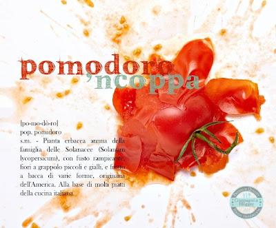 pomodoro 'ncoppa: staffetta estiva di compagni di blogger