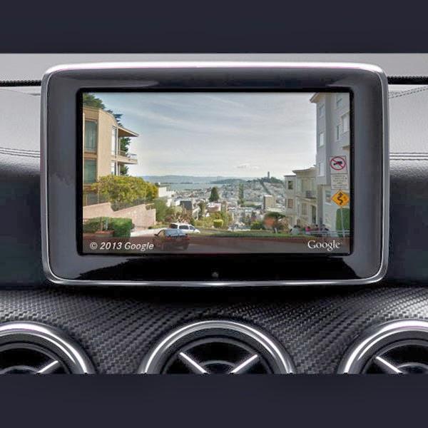 Media belajar fitur terbaru mercedes benz for Okay google mercedes benz
