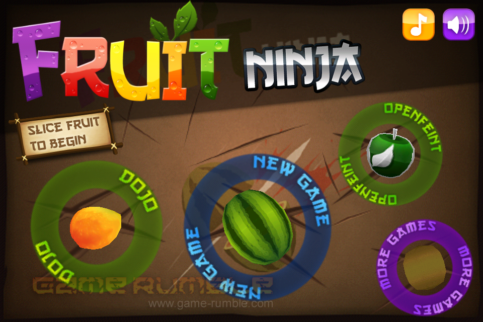 fruit ninja free game fruit healthy