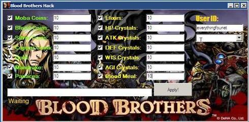 Blood Brothers Android Hack